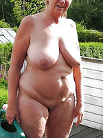 Nude fat grannies who love nudism and naturism - Chubby Naturists